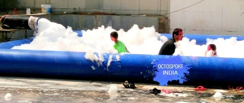 Rent Portable Pool And Foam Machine For Pool Party, For Club