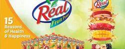 Real Fruit Juice Packaging Service