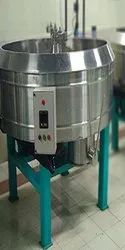 Induction Industrial Kettle With Stirrer