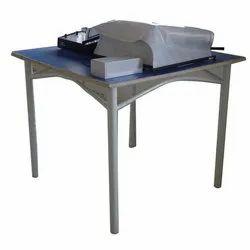 White Plastic Laboratory Table