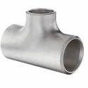 Mild Steel Equal Tee