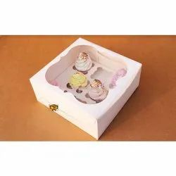 8 Cavity window Cupcake Box