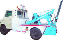 Under Body Lift Tow Truck