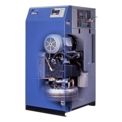 Oil Free Scroll Compressor