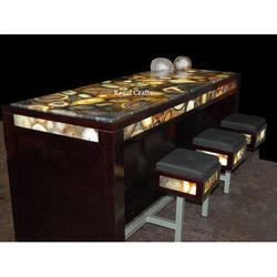 Gemstone Table Top