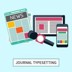 Journal Typesetting Service