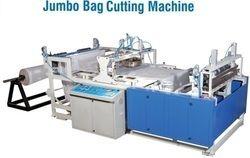 Jumbo Fabric Bag Cutting Machine
