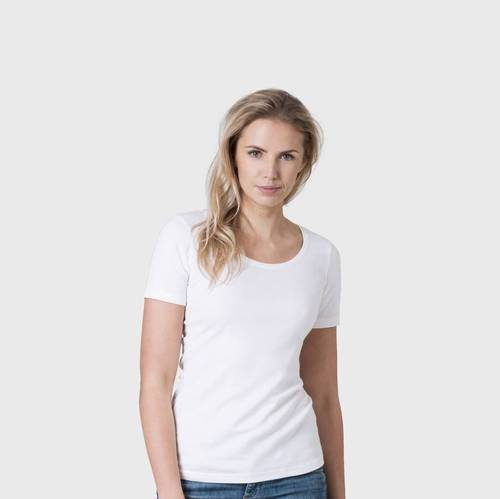 GOTS Certified Organic T-Shirt - Round Neck