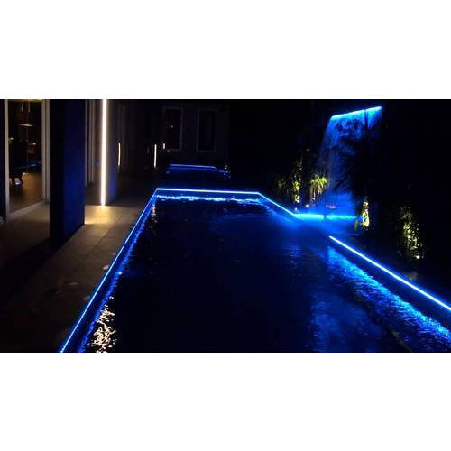 Led Lights In Swimming Pool - Best Foto Swimming Pool and ...