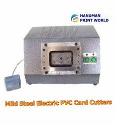 Electric PVC Card Cutters