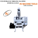 Auto Feed PCD Hydraulic Drilling Machine 12mm