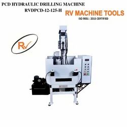Auto Feed PCD Hydraulic Drilling Machine 12mm