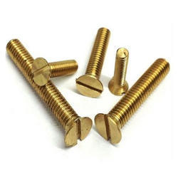 TVS Fasteners Golden Brass Screws