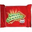 25 Gram Cream Cracker Biscuit, Packaging Type: Packet