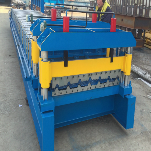 Metal Roll Forming Profile Machine At Rs 2200000 Piece