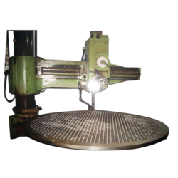 Radial Drilling Machine Job Work