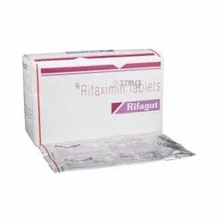Rifaximin (200mg) Rifagut Tablets