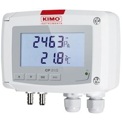 Kimo Temperature Differential Pressure Transmitter CP 215