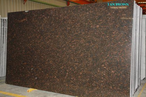 Tan Brown Granite Slabs, For Countertops And Granite Tile