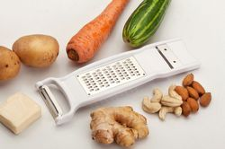 3 In 1 Peeler & Cheese Grater Knife