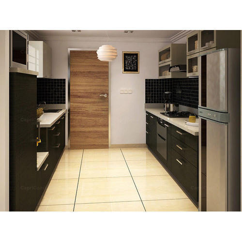 Parallel Modular Kitchen At Rs 125000 /unit