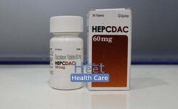 HEPCDAC 60mg Tablet