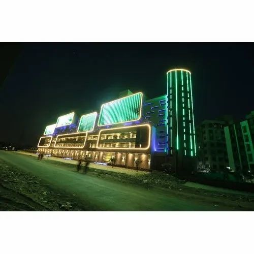 Aluminium LED Facade Light