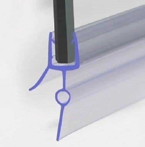 Pvc Soft Nose Glass Shower Seal Rs 129 Piece Janson Enterprises