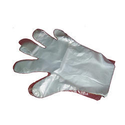Plastic Hand Gloves ( indian)