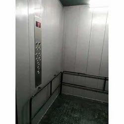 Stainless Steel Passenger Cum Goods Elevator