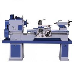 Con Pulley & V Belt Lathe Machine
