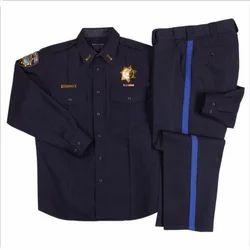 Ladies Security Uniform