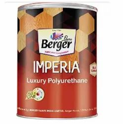 Berger Pigmented White Gloss Imperia Luxury Polyurethane