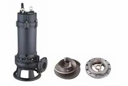 Single Phase Sewage Submersible Cutter Pumps