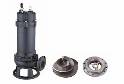 Sewage Submersible Cutter Pumps
