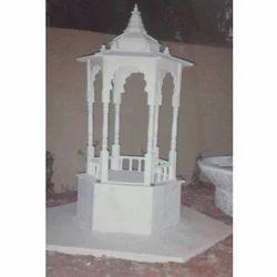 White Marble Chhatri
