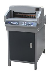 Electric Programmable Paper Cutter 18, Capacity: 500 Sheets, Model Name/Number: YOZCTR460e