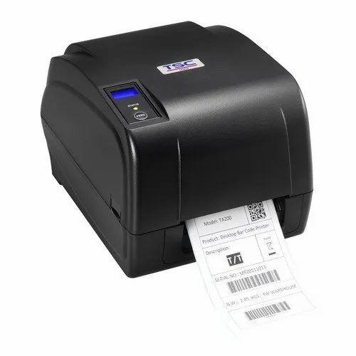 Thermal Printers ABS TSC Barcode Label Printer, Print Width: 105.7 Mm