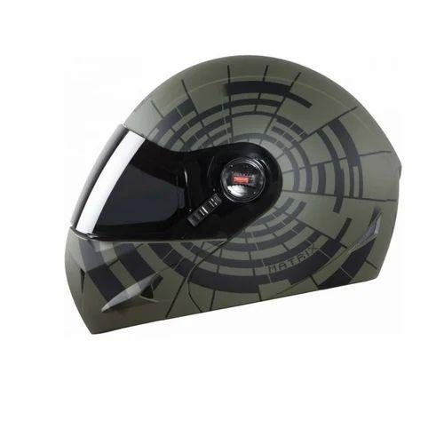 4faefb5b Steelbird Flip-Up Helmets - Steelbird SBA-1 Air Rage Glossy White With Blue  And Orange Helmet Manufacturer from New Delhi