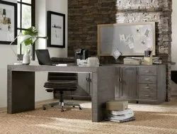 Wood Home And Office Furniture