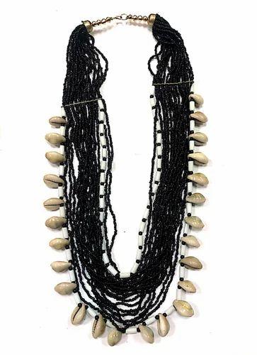 Beaded Handmade Tribal Necklace
