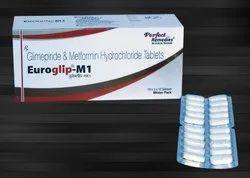 Glimperide & Metformin