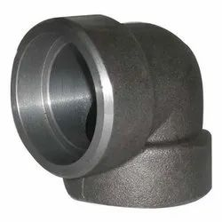 Carbon Steel Socket Weld Elbow 90
