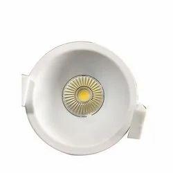 Aluminum Round LED COB Light, For Indoor, 5 W