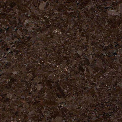 20mm Brown Granite Slab for Countertops