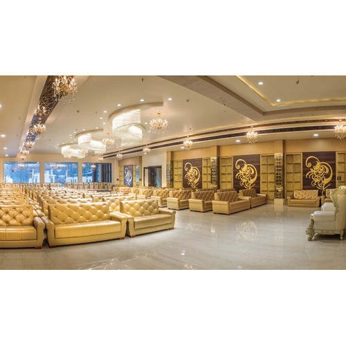 Party Hall Interior Designing Service