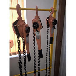 Ratchet Lever Hoist Chain Type
