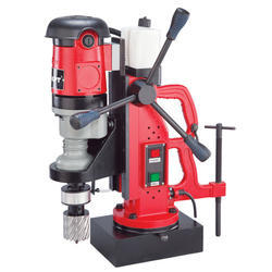 Automatic Magnetic Drilling Machine