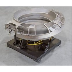 Aluminium Vibratory Bowl Feeder
