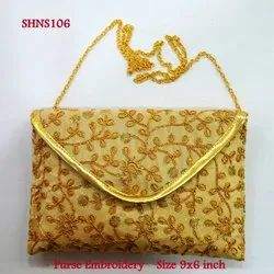 Purse Embroidery
